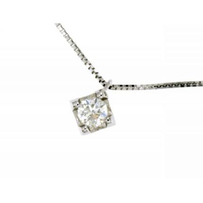 Girocollo Diamante 0.40 ct. Mirco Visconti
