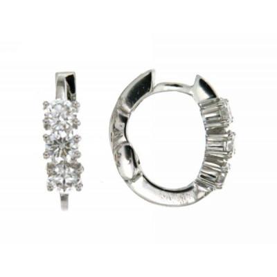 Orecchini Diamanti 0.65 ct. Mirco Visconti