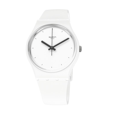 Swatch Think Time White SO31W100