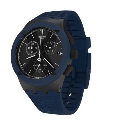 Swatch X-District Blue SUSB418