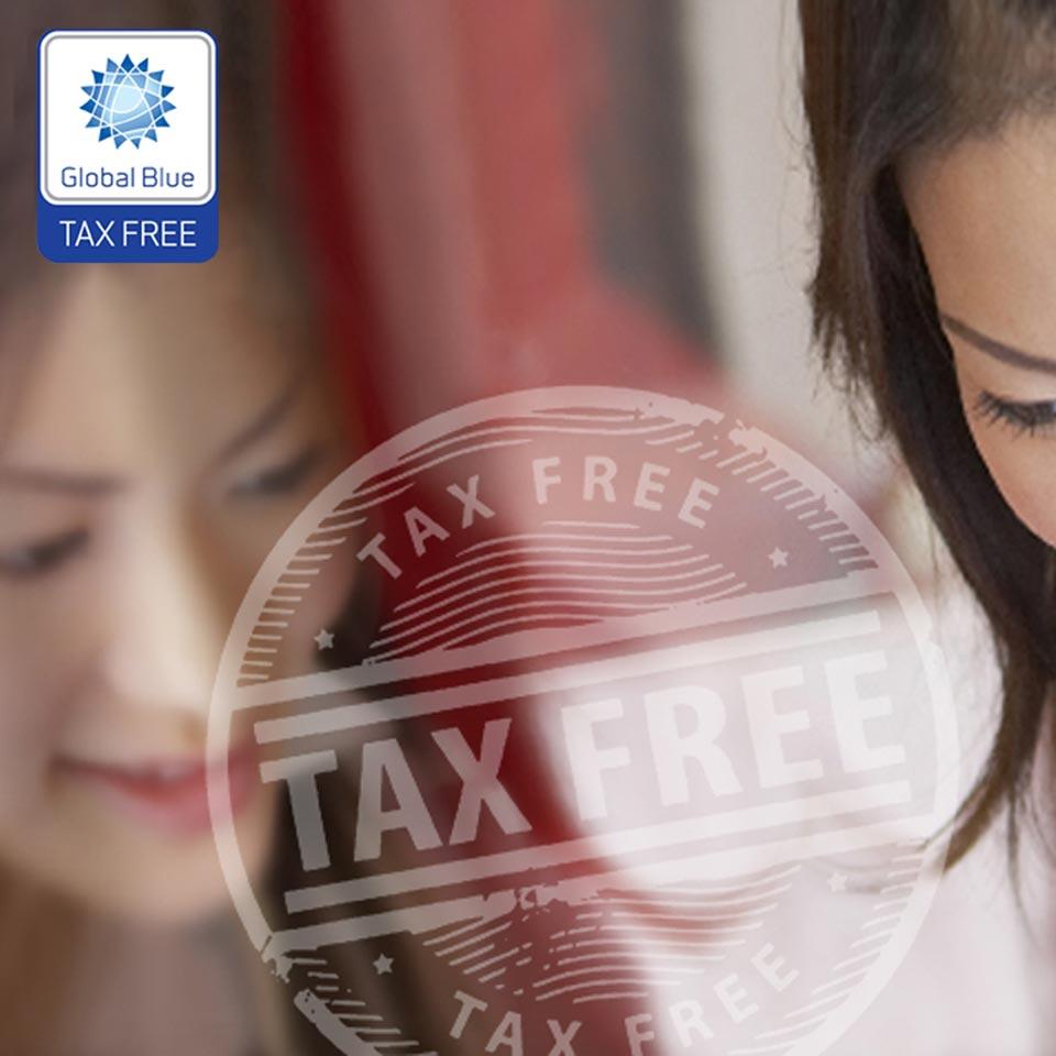 Servizio tax free